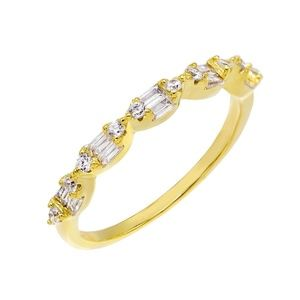 Adinas Jewels 3 Ring Set
